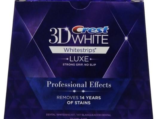 3D Crest Whitestrips