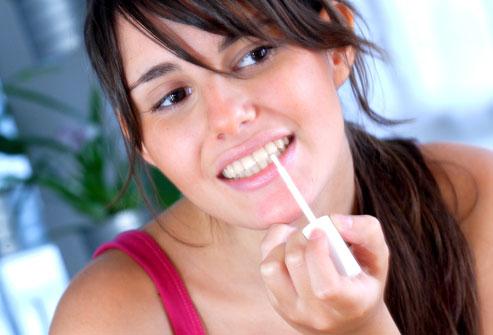 How to bleach teeth